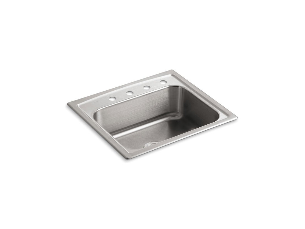 Kitchen Sink | Toccata 25 x 22 Self Rimming Sink | Not Applicable | GROF USA