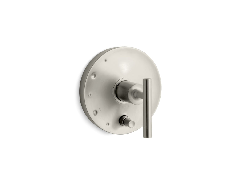 Valve Trim | Purist | Vibrant Brushed Nickel | GROF USA