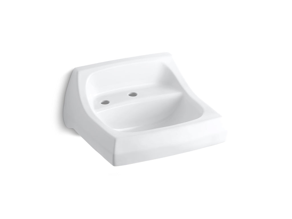 Bathroom Sink | Kingston | White | GROF USA