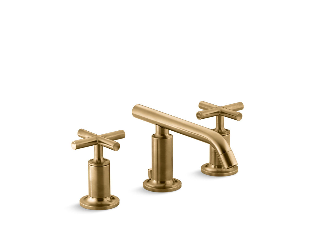 Bathroom Faucet | Purist | Vibrant Moderne Brushed Gold | GROF USA