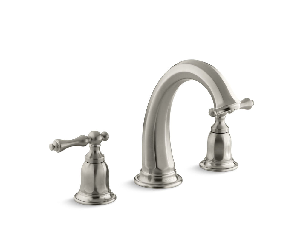 Bath Faucet Trim | Kelston | Vibrant Brushed Nickel | GROF USA