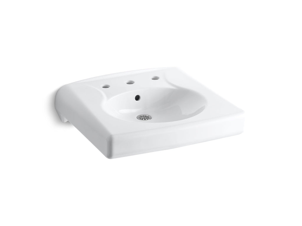 Bathroom Sink | Brenham | White | GROF USA