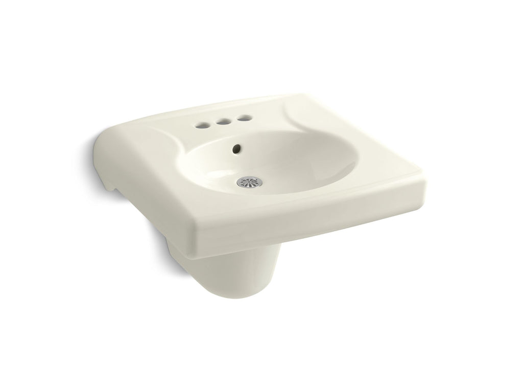 Bathroom Sink | Brenham | Biscuit | GROF USA