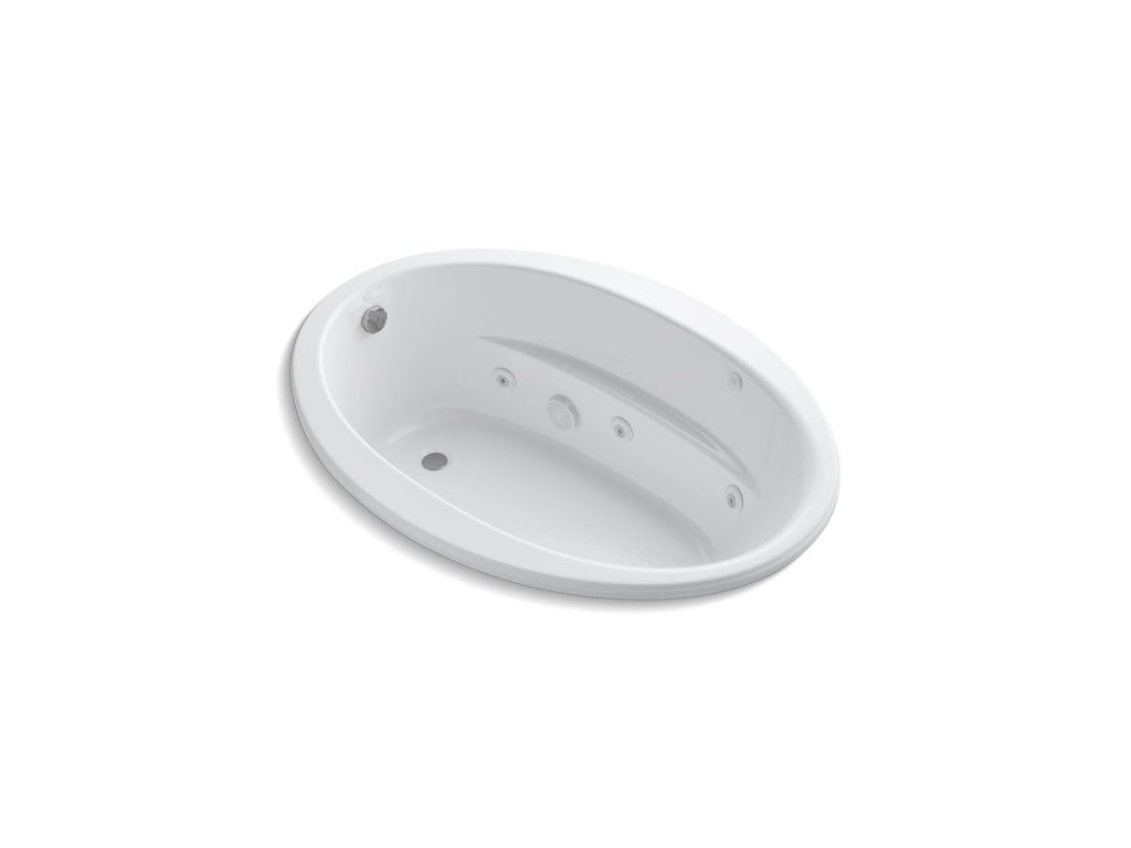 Bath | Sunward 5' whirlpool with custom pump | White | GROF USA