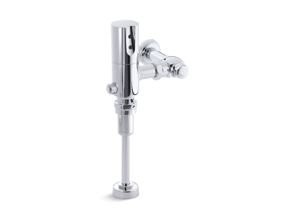 Flushometers | Tripoint | Polished Chrome | GROF USA