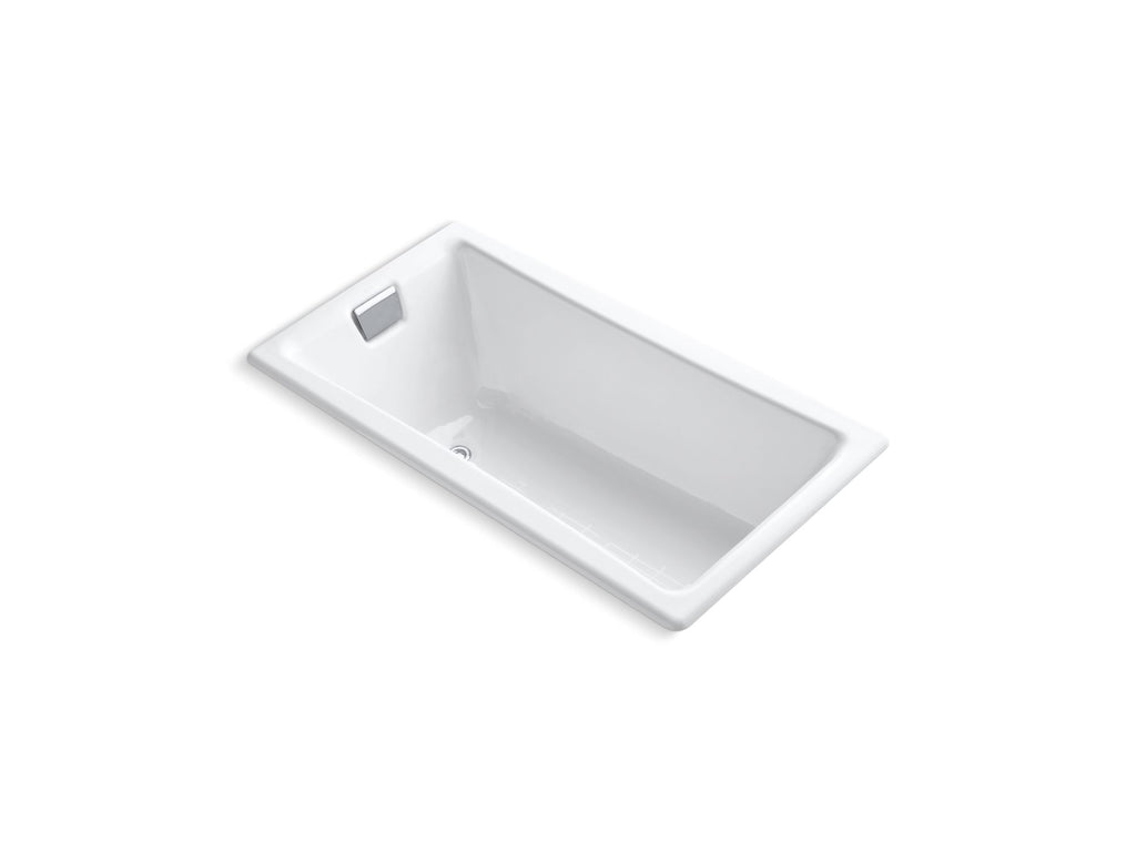 Bath | Tea-for-Two 5' Bath | White | GROF USA