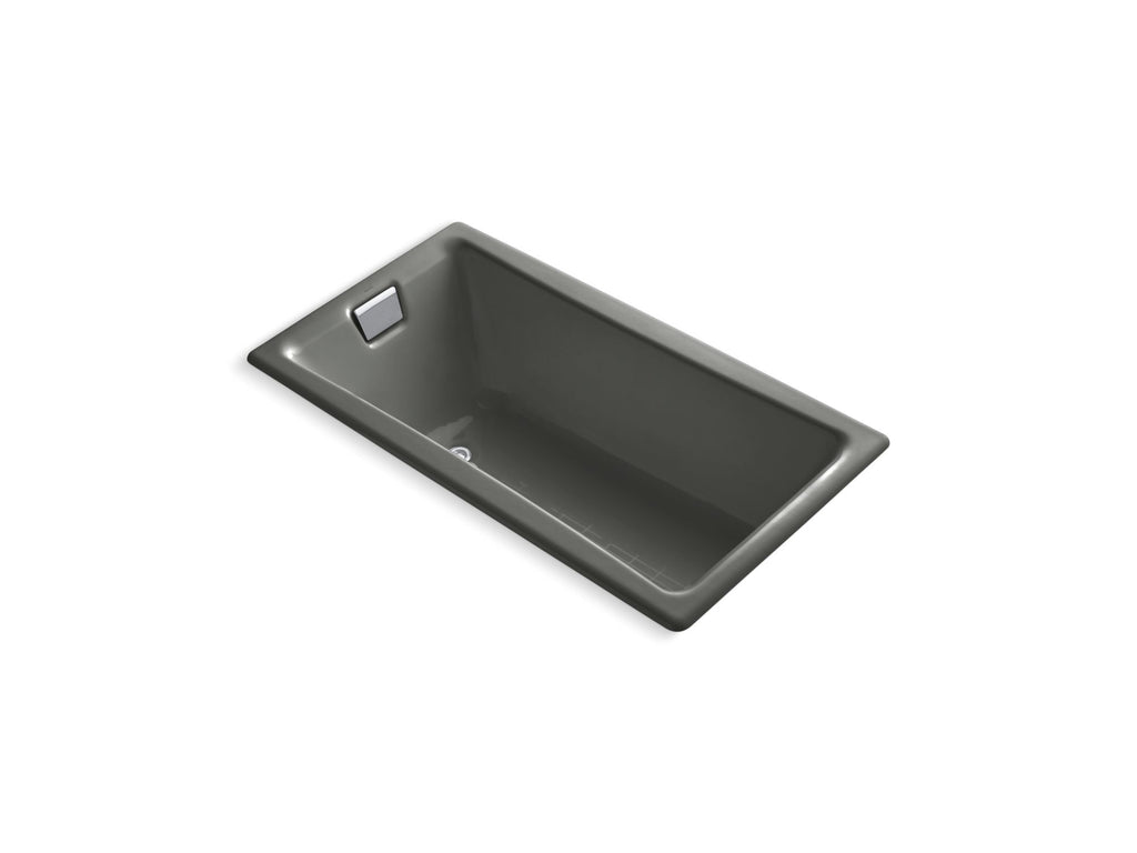 Bath | Tea-for-Two 5' Bath | Thunder Grey | GROF USA