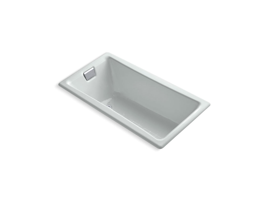 Bath | Tea-for-Two 5' Bath | Ice Grey | GROF USA