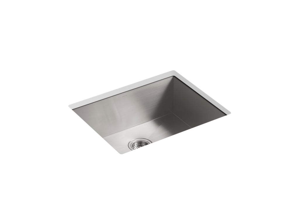 Kitchen Sink | Vault under-mount medium single-bowl kitchen sink with no faucet holes | Not Applicable | GROF USA