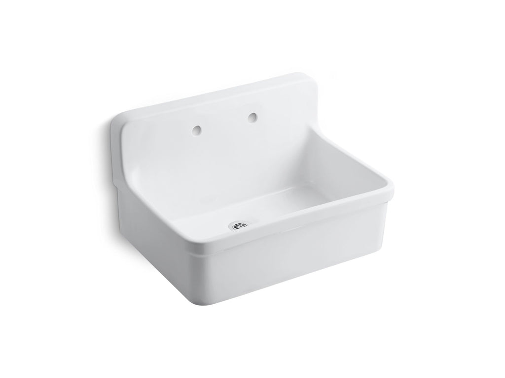 Service Sink | Gilford | White | GROF USA