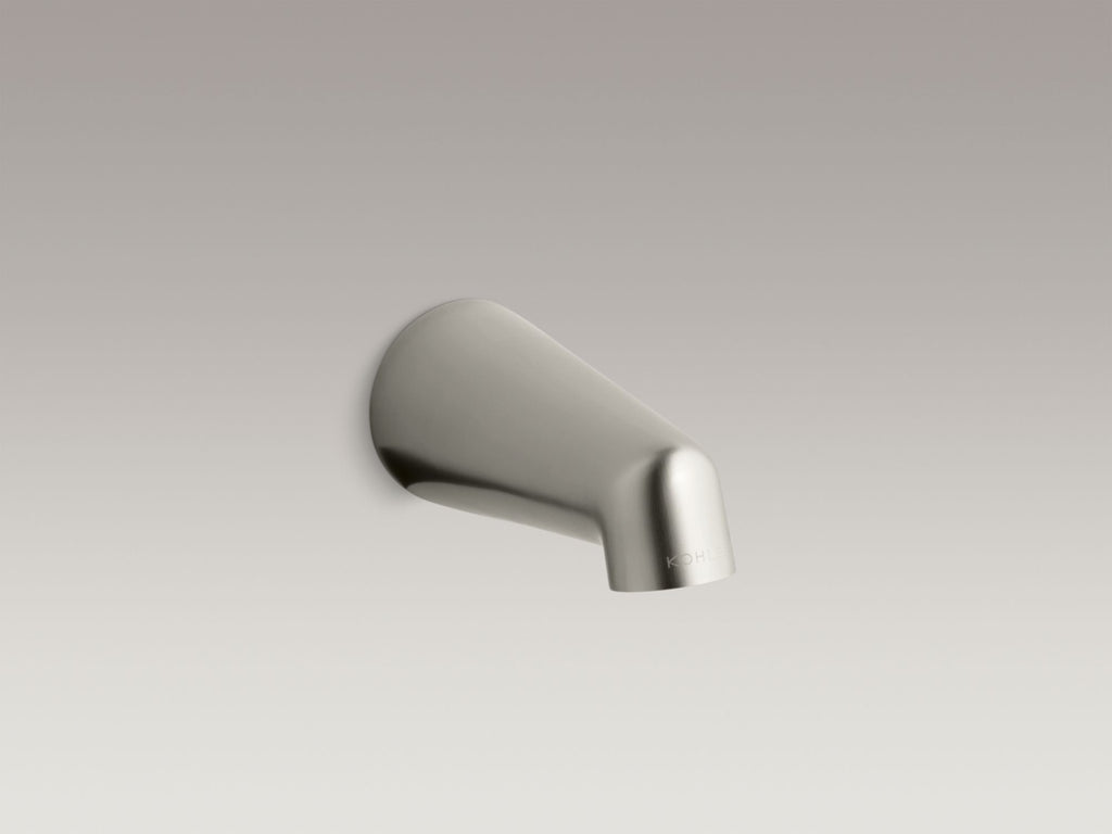 Bathtub Spouts | STANDARD W-MT BATH SPT NON/DIV | Vibrant Brushed Nickel | GROF USA