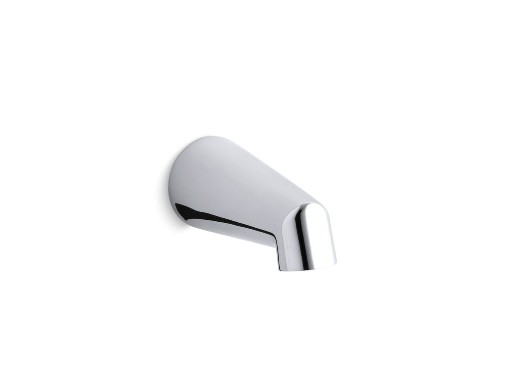 Bathtub Spouts | STANDARD W-MT BATH SPT NON/DIV | Polished Chrome | GROF USA