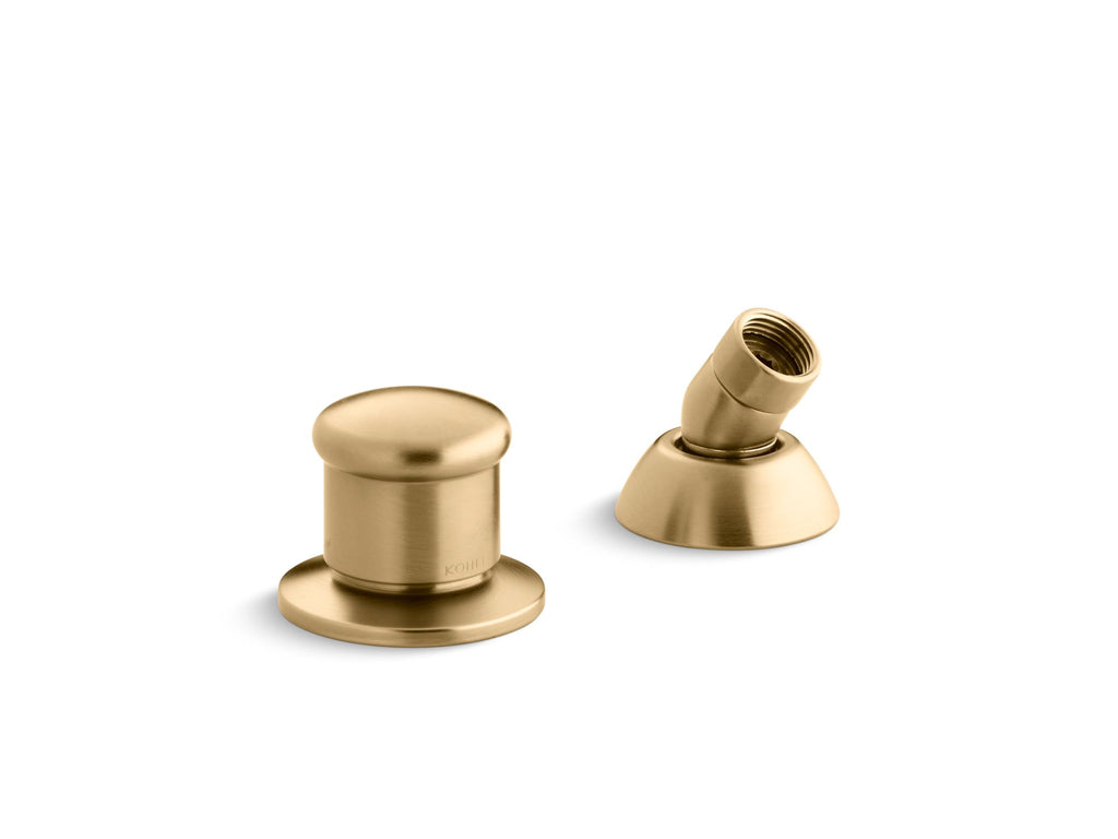 Valve | DIVERTER VALVE KIT | Vibrant Moderne Brushed Gold | GROF USA