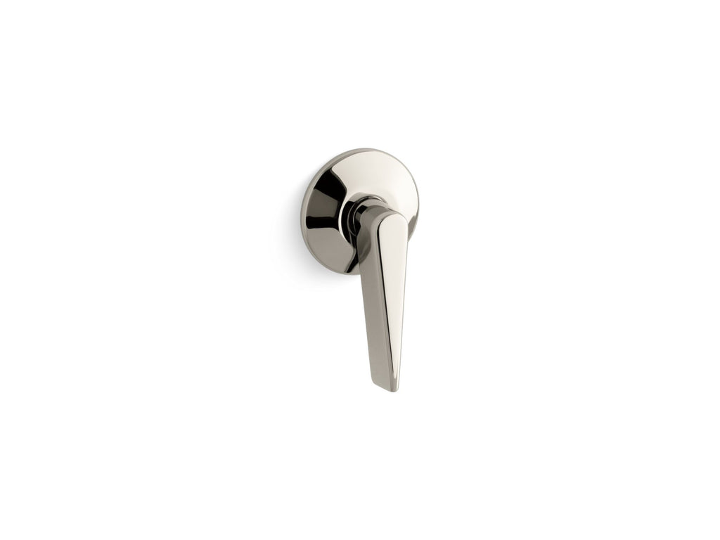 Trip Lever | Archer | Vibrant Polished Nickel | GROF USA