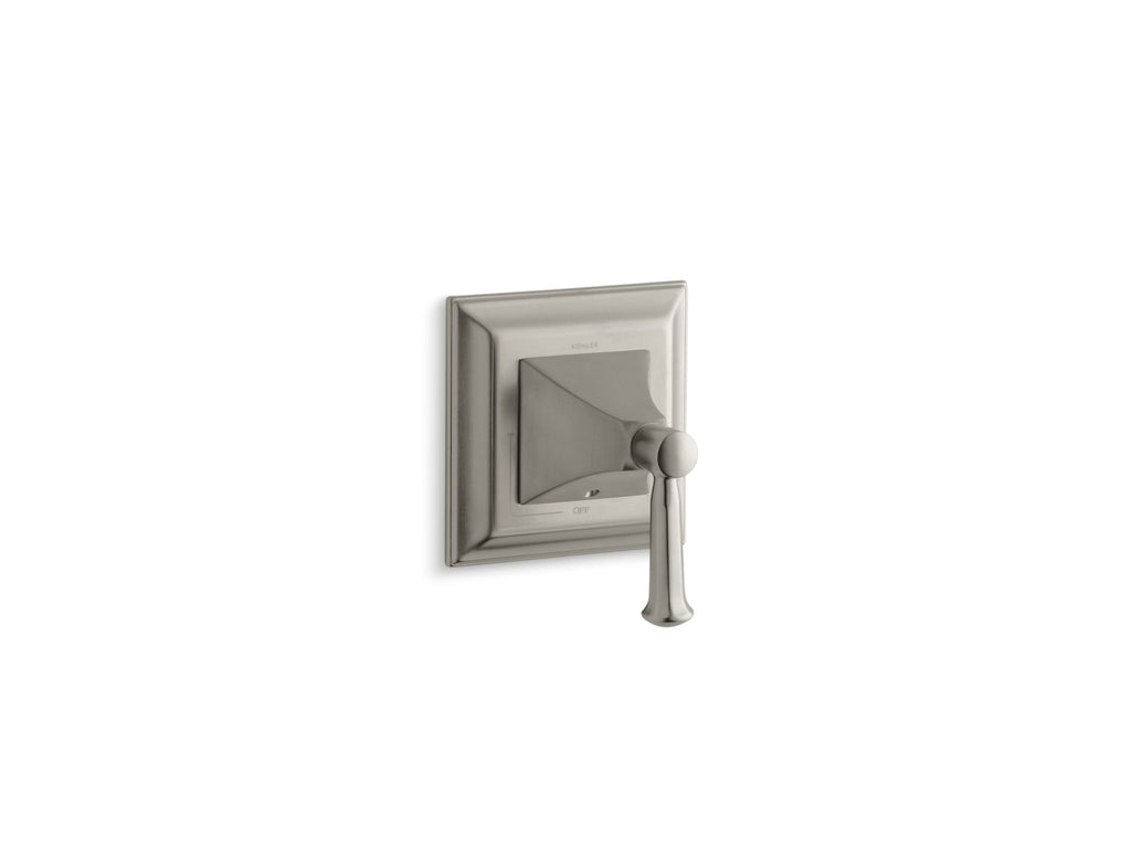 Valve Trim | Memoirs | Vibrant Brushed Nickel | GROF USA