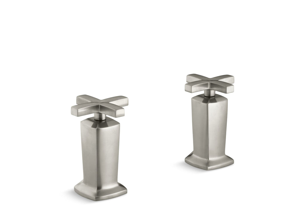 Bath Faucet Trim | Margaux | Vibrant Brushed Nickel | GROF USA