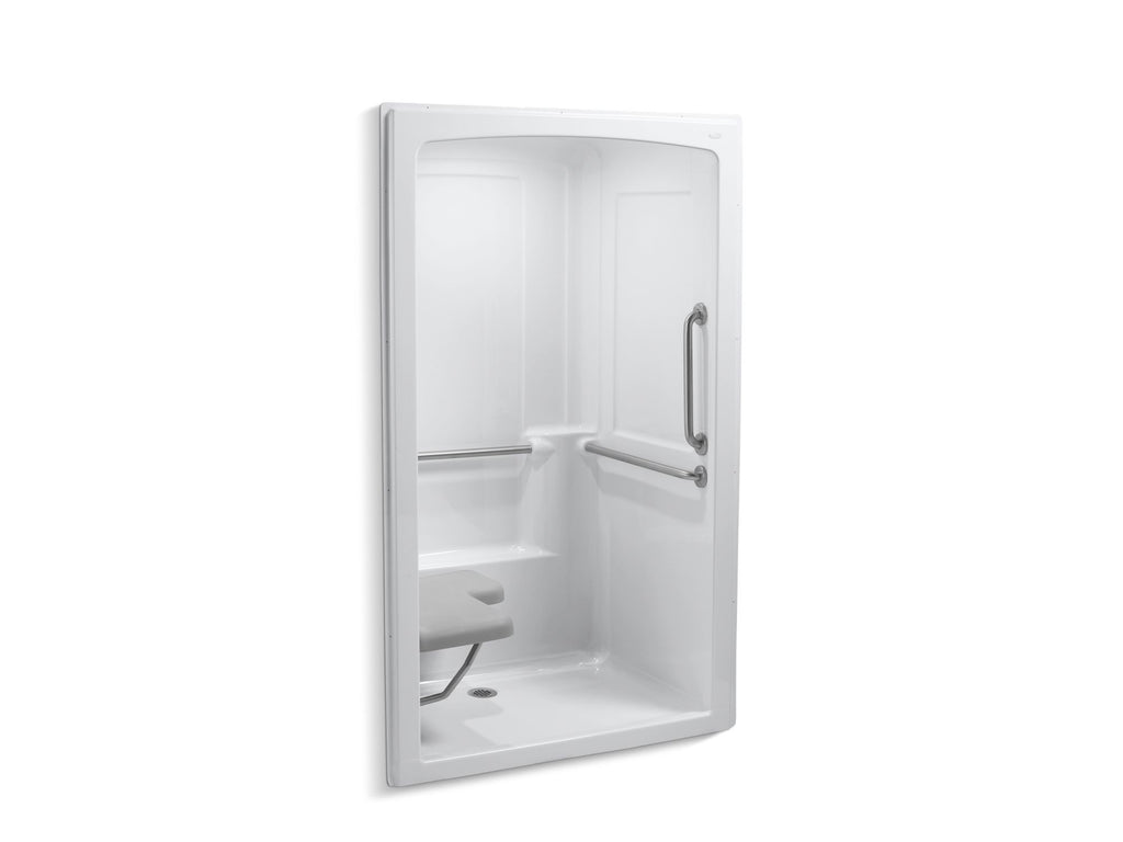 Shower Stall | Freewill | White | GROF USA