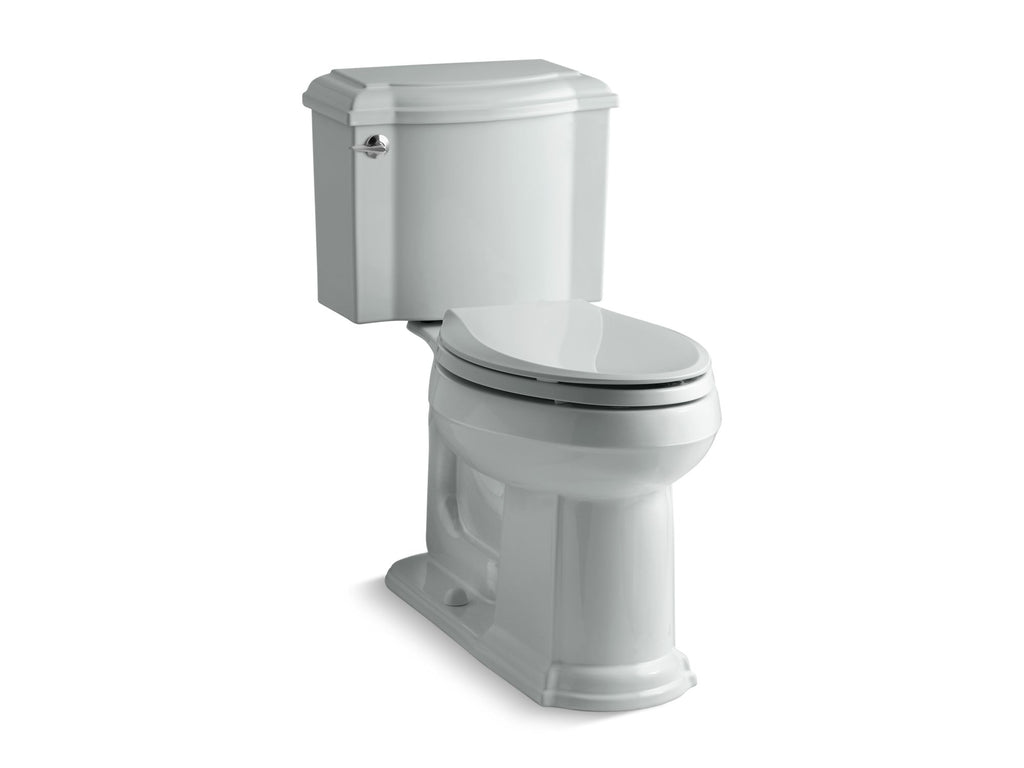 Toilet | Devonshire | Ice Grey | GROF USA