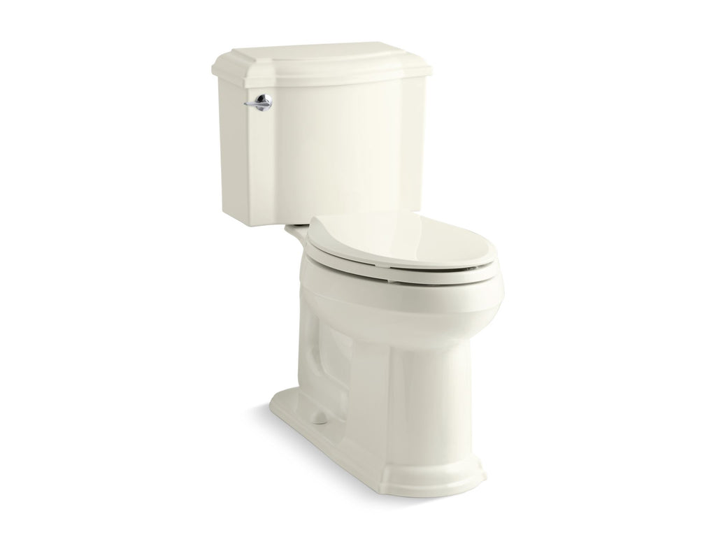 Toilet | Devonshire | Biscuit | GROF USA