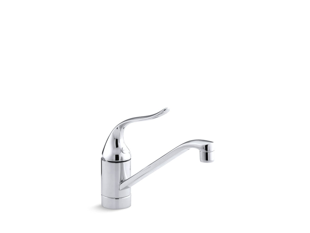 Kitchen Faucet | Coralais | Polished Chrome | GROF USA