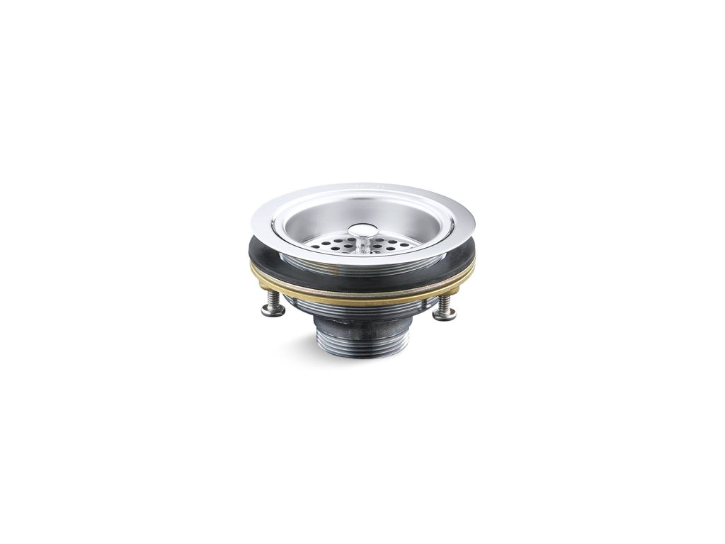 Sink Strainer | Duostrainer | Polished Chrome | GROF USA