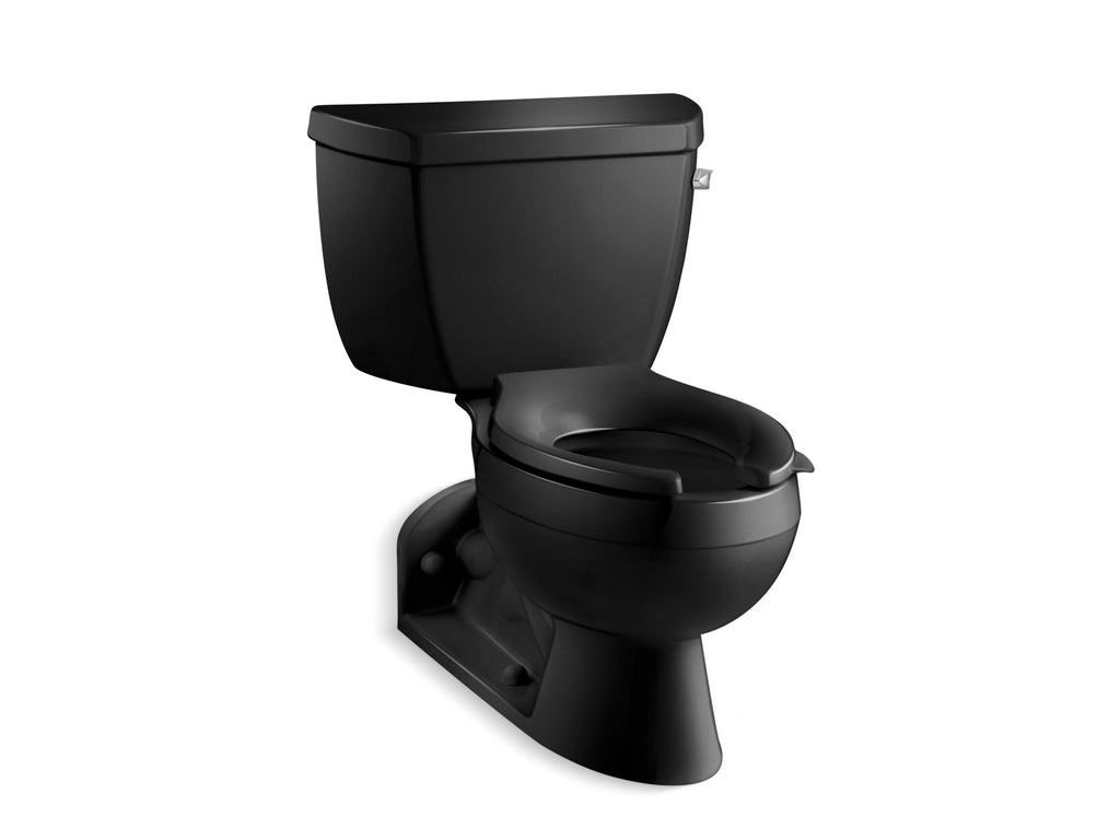 Toilet | Barrington | Black Black | GROF USA