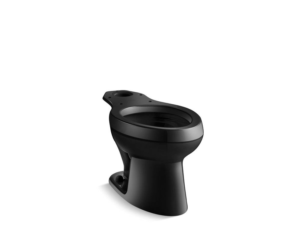 Toilet Bowl | Wellworth | Black Black | GROF USA