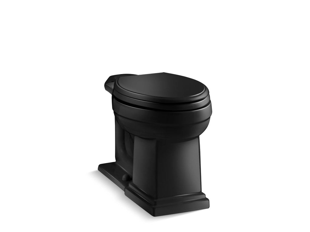 Toilet Bowl | Tresham | Black Black | GROF USA