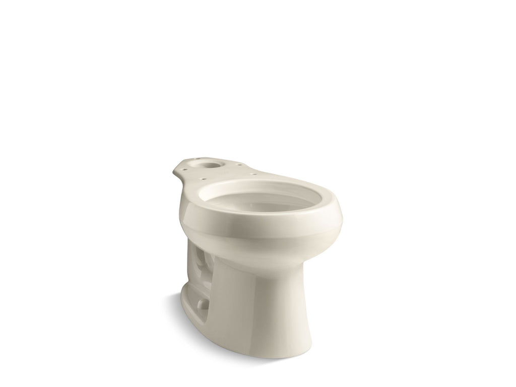 Toilet Bowl | Wellworth | Almond | GROF USA