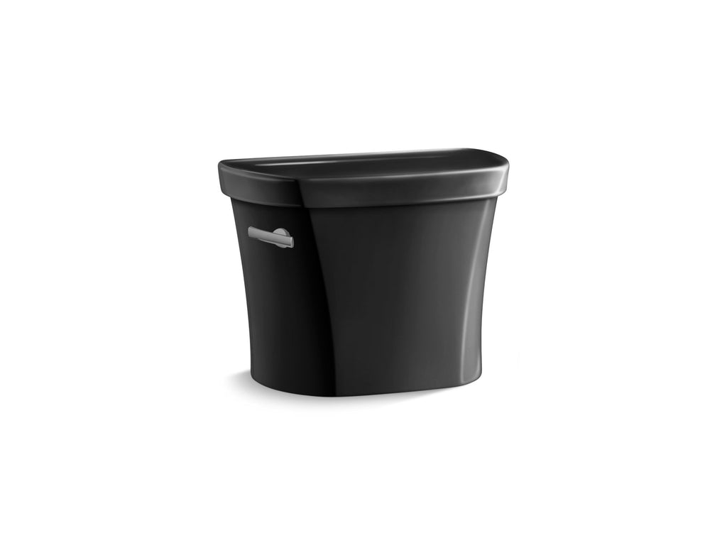 Toilet Tank | Wellworth | Black Black | GROF USA