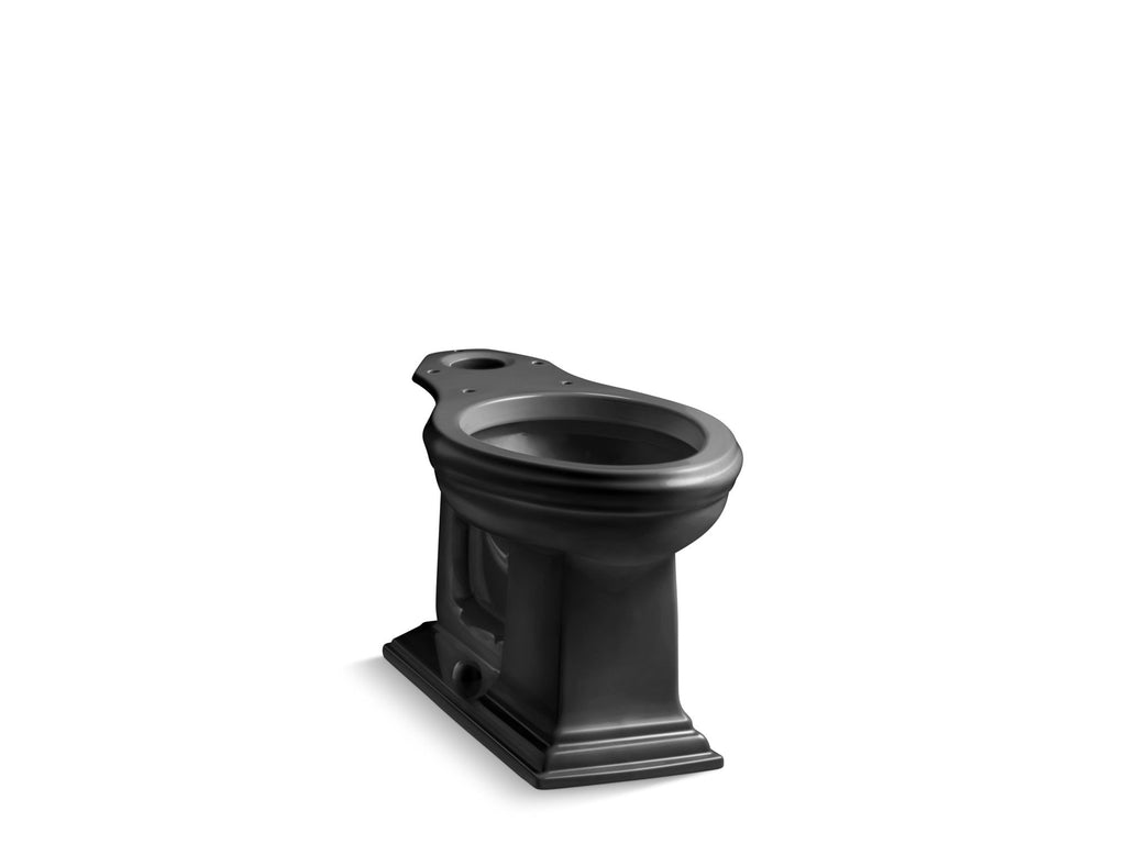 Toilet Bowl | Memoirs | Black Black | GROF USA