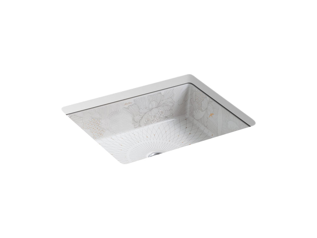 Bathroom Sink | Kathryn | White | GROF USA