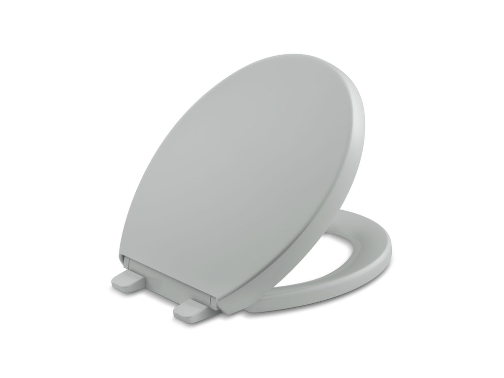 Toilet Seat | Reveal | Ice Grey | GROF USA