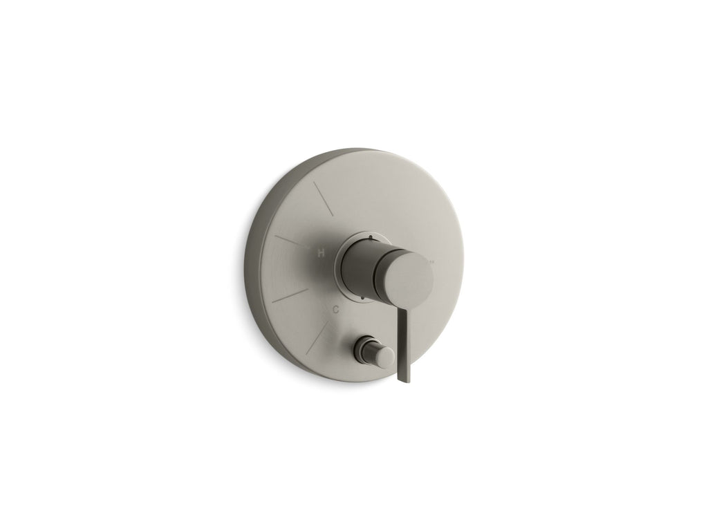 Valve Trim | Stillness | Vibrant Brushed Nickel | GROF USA