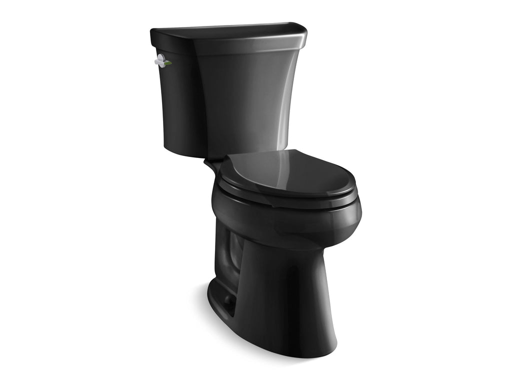 Toilet | Highline | Black Black | GROF USA
