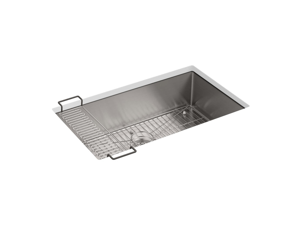 Kitchen Sink | STRIVE under-mount large single-bowl kitchen sink | Not Applicable | GROF USA