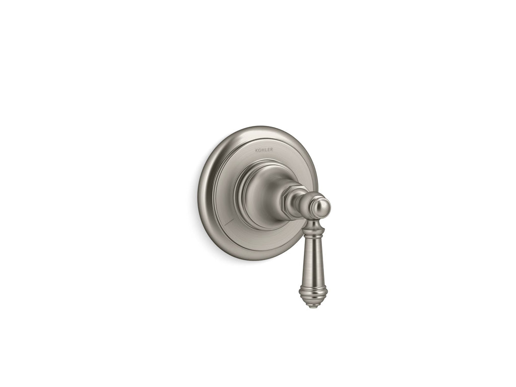 Valve Trim | Artifacts | Vibrant Brushed Nickel | GROF USA