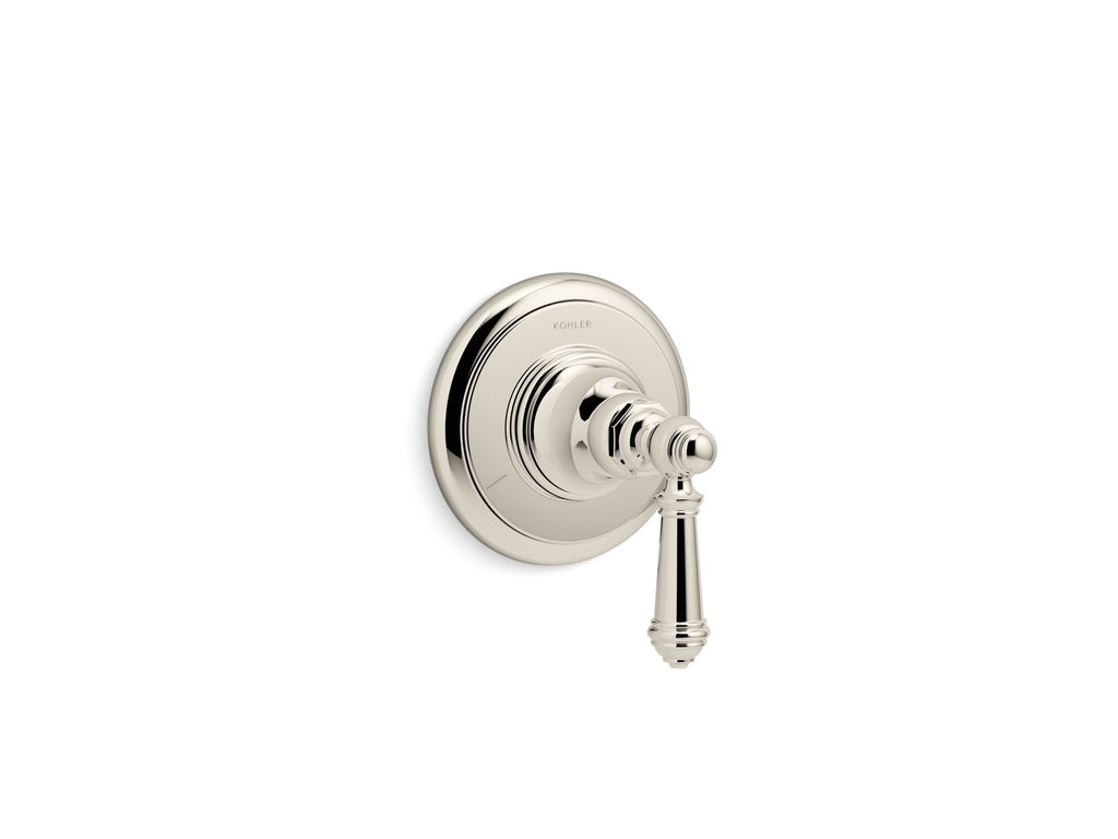 Valve Trim | Artifacts | Vibrant Polished Nickel | GROF USA