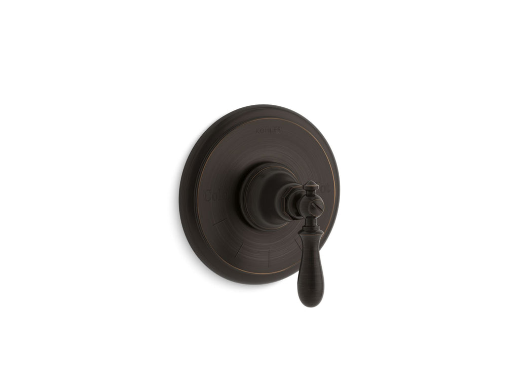 Valve Trim | Artifacts | Oil-Rubbed Bronze | GROF USA