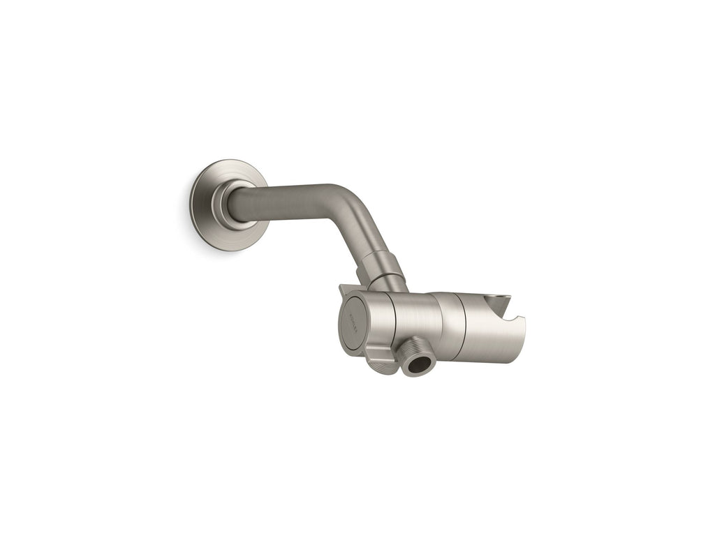 Shower Components | Awaken | Vibrant Brushed Nickel | GROF USA