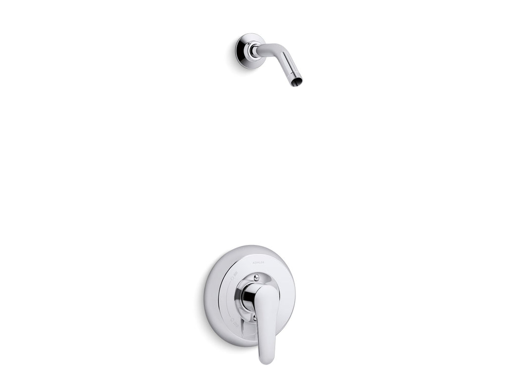 Shower Faucet Trim | July | Polished Chrome | GROF USA