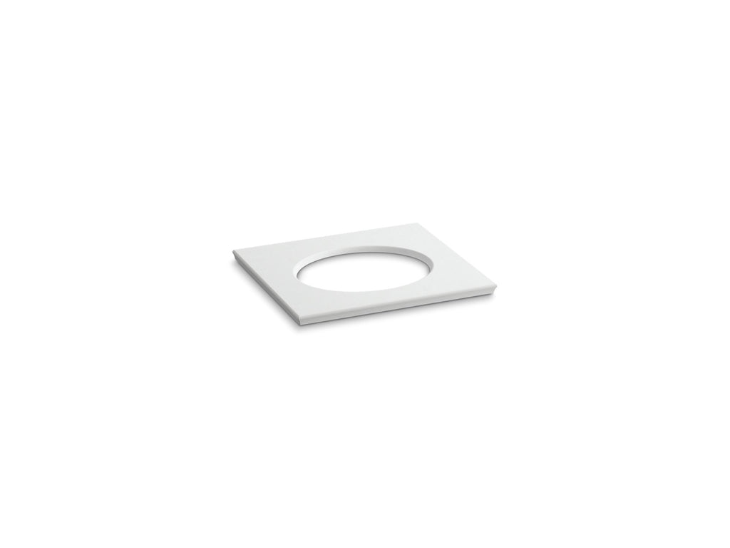 Bathroom Sink | Solid/Expressions | White Expressions | GROF USA