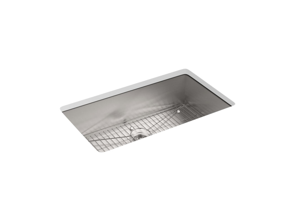 Kitchen Sink | Vault under-mount large single-bowl kitchen sink | Not Applicable | GROF USA