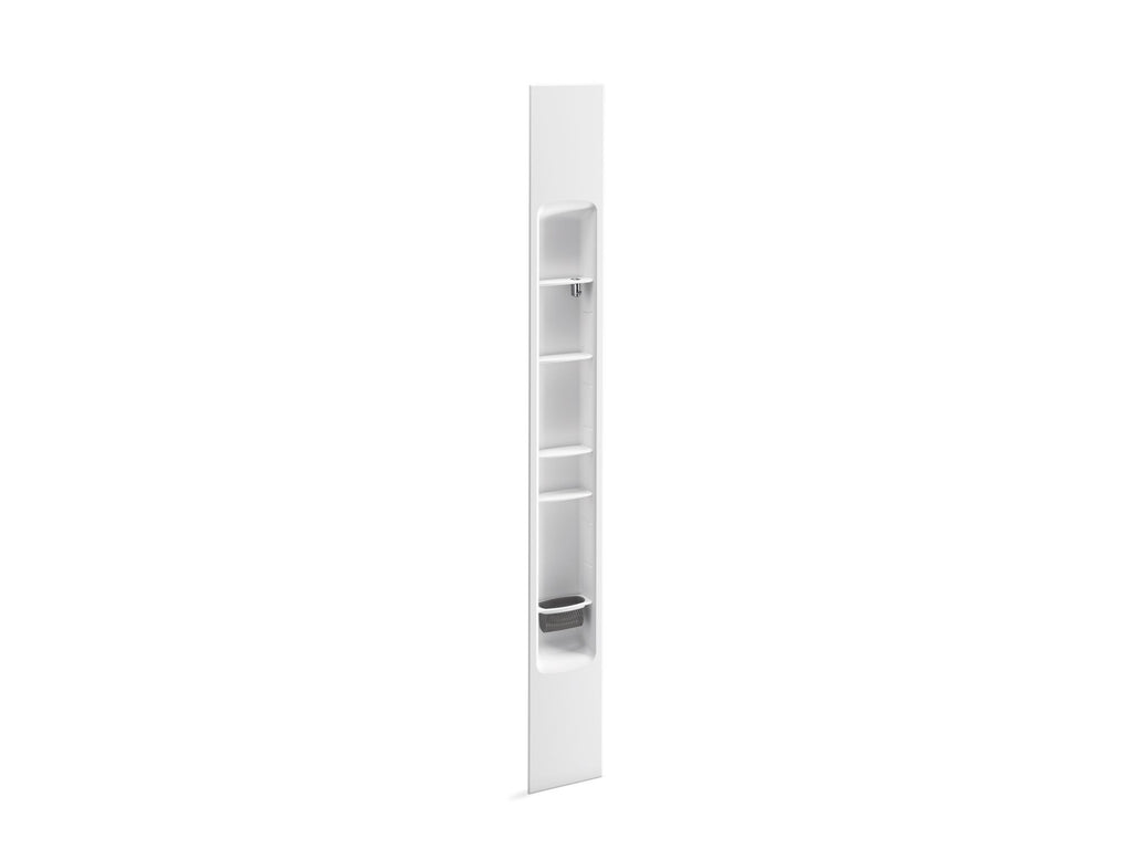 Shower Locker | Choreograph | White | GROF USA