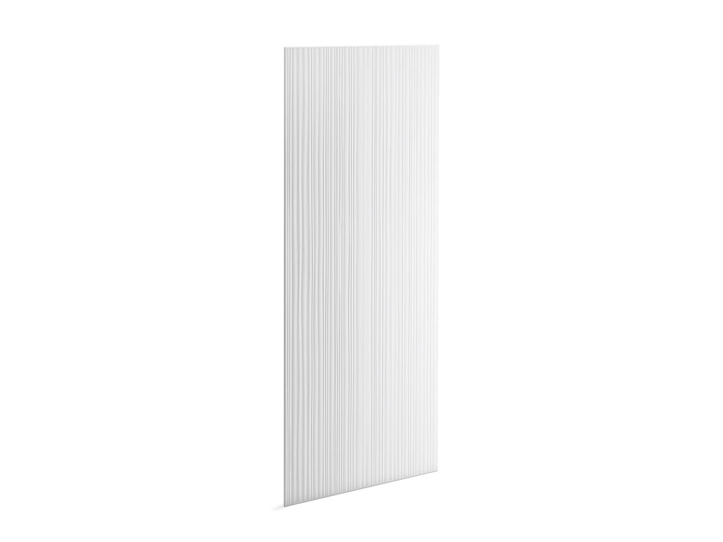 Shower Panel | Choreograph | White | GROF USA