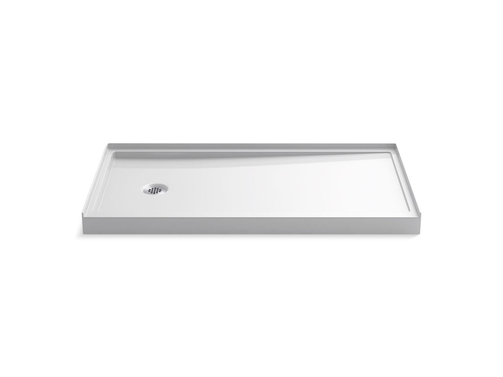 Shower Base | Rely | White | GROF USA