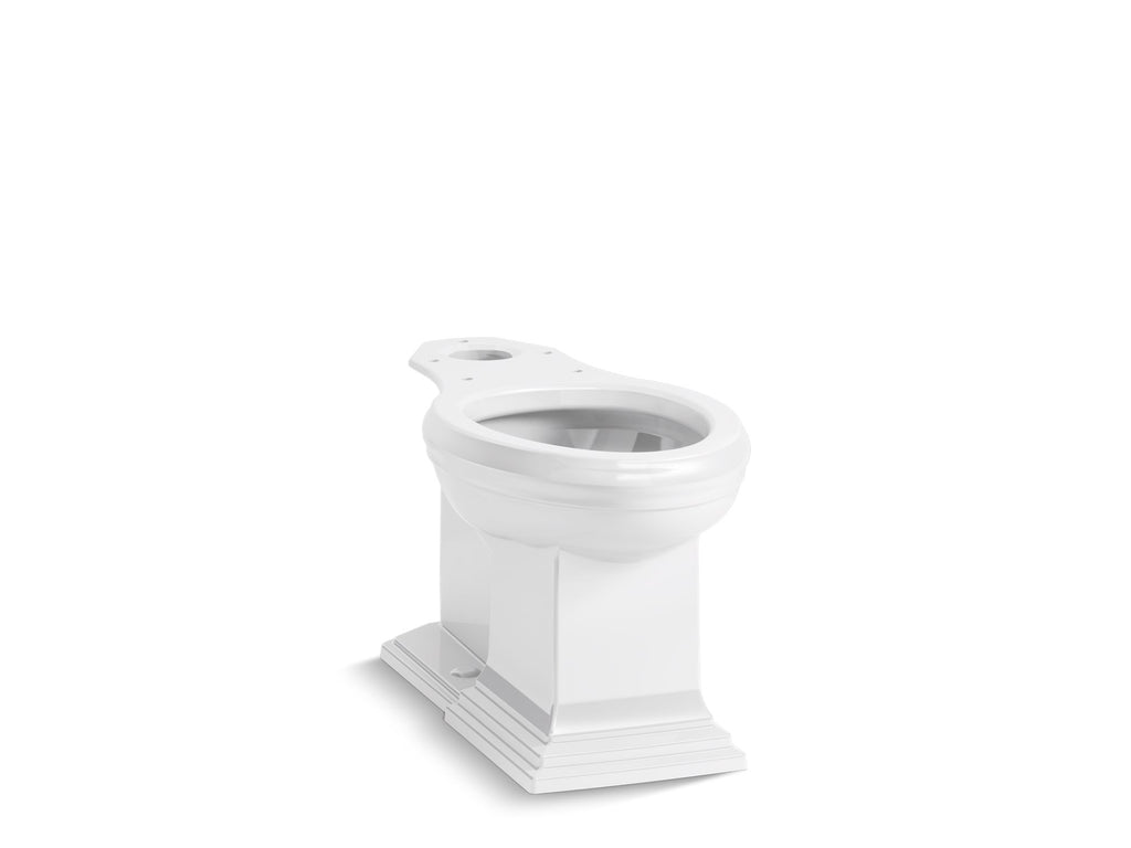 Toilet Bowl | Memoirs | White | GROF USA