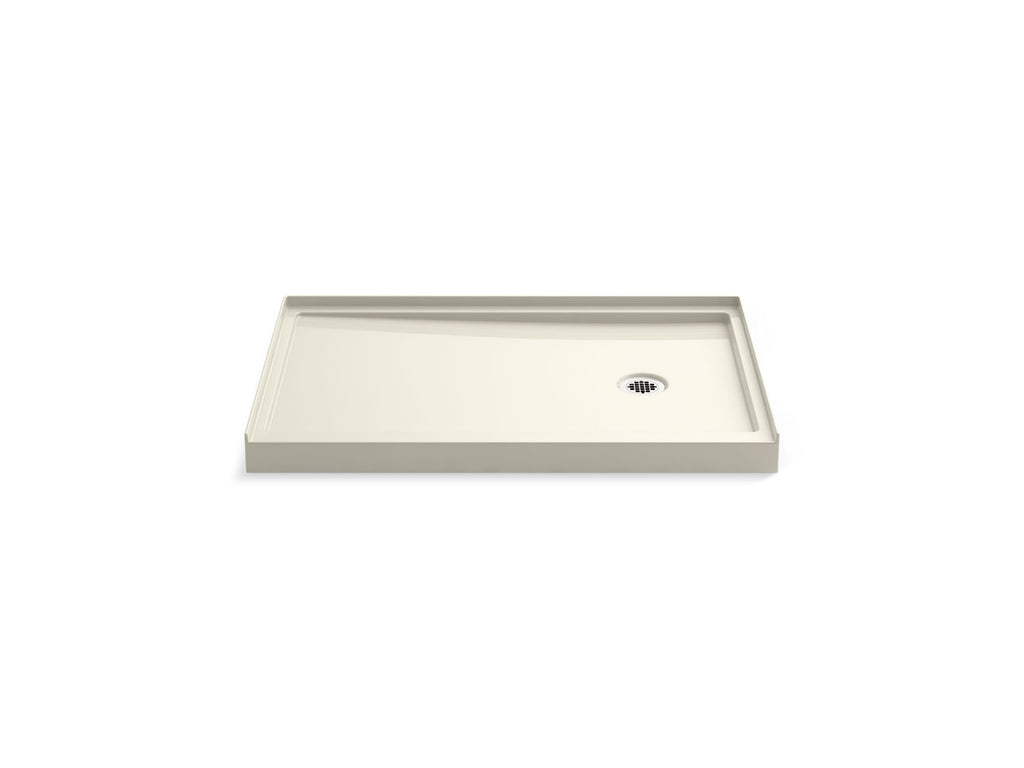 Shower Base | Rely | Biscuit | GROF USA