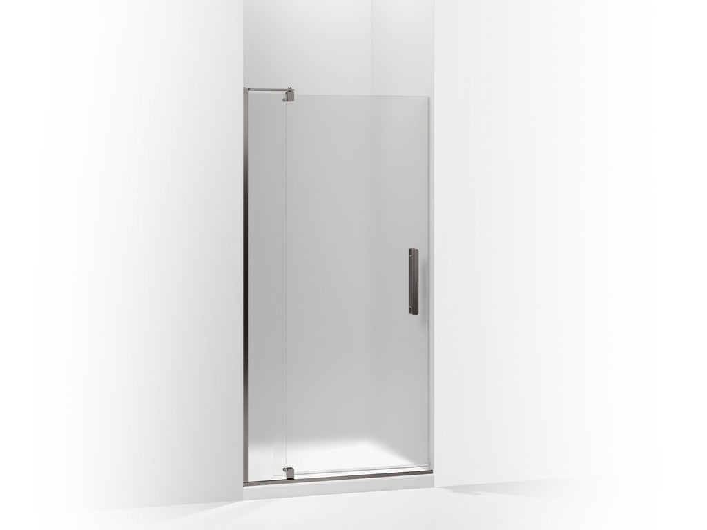 Shower Door | Revel | Anodized Dark Bronze | GROF USA