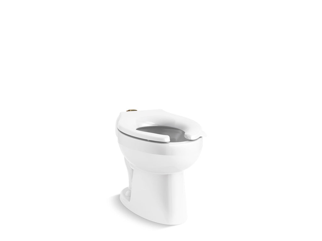 Toilet Bowl | Wellcomme | White | GROF USA